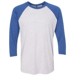 Unisex Triblend Three-Quarter Sleeve Raglan Thumbnail