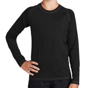 ® Youth Long Sleeve Rashguard Tee Thumbnail